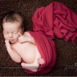 Sweet little ruby